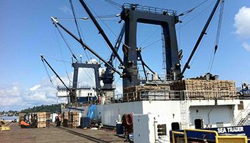Trident Seafoods M/V Sea Trader