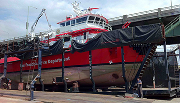 SFO Fireboat